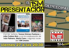 Presentación en Linares, el 27 de diciembre