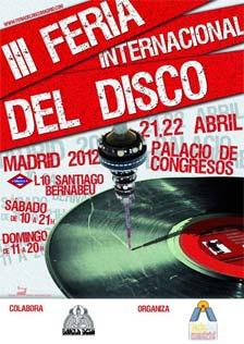 III Feria Internacional del Disco de Madrid