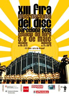 XIII Fira Internacional del Disc de Barcelona