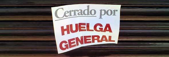 Huelga General del 29 de marzo de 2012