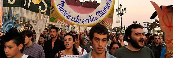 """""""El descontento social y la generación In"""""""