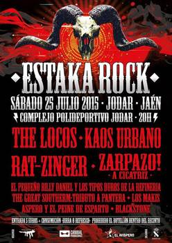 Estaka Rock 2015