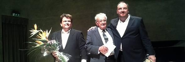 Director de la Schubertiada de Vilarbertran