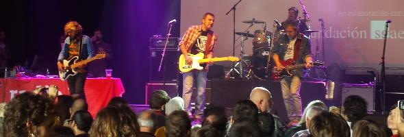 Fiesta de Radio 3. Santander. Escenario Santander. 24 de octubre 2015