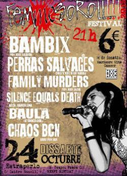 Femme Soroll Fest 2015