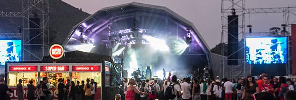 Festival Vilar de Mouros - Caminha, Portugal 25, 26 y 27 Agosto 2016