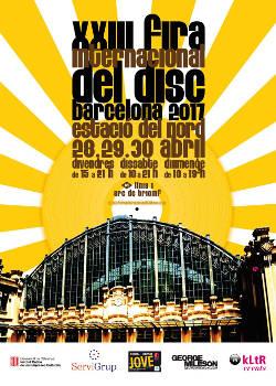 XXIII Fira Internacional Del Disc De Barcelona