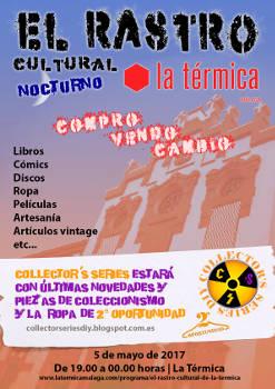Rastro Nocturno Cultural La Térmica