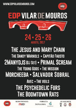 Festival Vilar de Mouros 2017