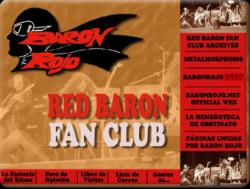 Red Barón Fan Club