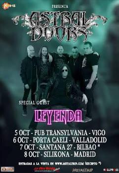 Astral Doors, Leyenda
