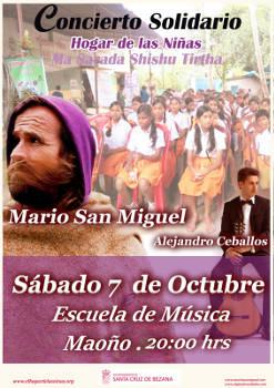 Mario San Miguel, Alejandro Ceballos