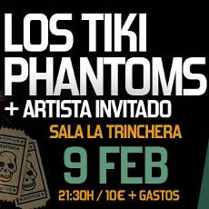 Los Tiki Phantoms, No Picky