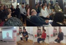 Debate en La Vorágine, Santander, 2013/10/15