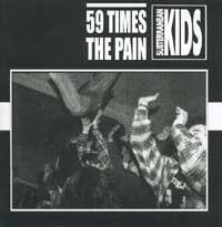 59 Times The Pain, Subterranean Kids: Split CD