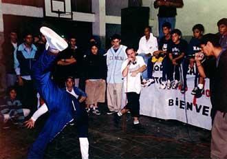 Victimas Del Sistema: Rap uruguayo