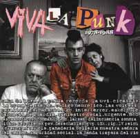 Varios: Viva La Punk 1978-1998