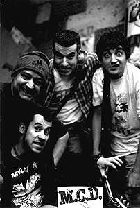 M.c.d.: El punk no ha muerto