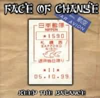 Face Of Change: Keep The Balance