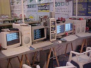 Juventud Cantabri@.net: Un encuentro para jóvenes aficionados   a la informática
