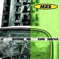 Mxs: 24 Simples Canciones De Una Simple Banda De Punk Rock