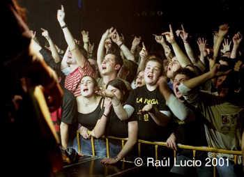La Fuga: Rock sin más