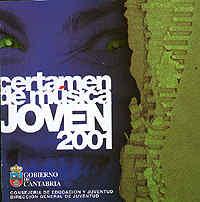 Varios: Certamen de música joven 2001