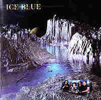 Ice Blue: Ice blue