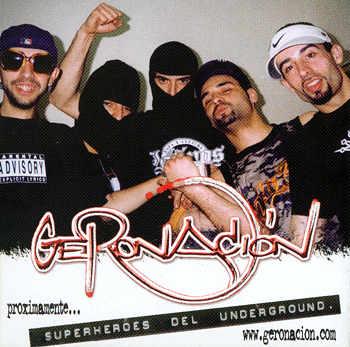 Geronacion: Hip Hop Positivo Y Rebelde
