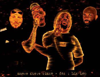 995: Dinamizando Nuestro Hip Hop