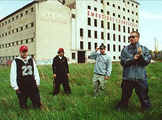 Selektah Kolektiboa: Hip Hop En Euskera