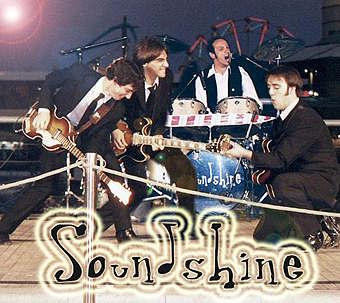 Soundshine: Reviviendo El Espíritu De Los Beatles
