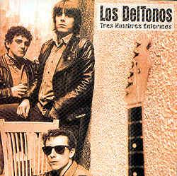 Los Deltonos: Se Reeditan De Sus Dos Primeros Discos