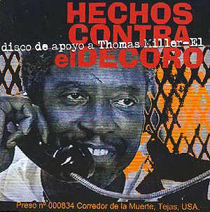 Hechos Contra El Decoro: Editan Un Disco Solidario Contra La Pena De Muerte.