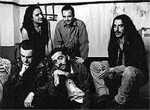 Mártires del Compás: Crónica del concierto en la sala La Riviera, Madrid (04/12/02)