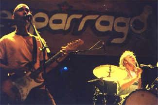 EspÁrrago Rock 2002: ¡Andalucianos! ésta es la crónica