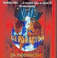 Geronacion: Pa representar (Re-edición remasterizada)