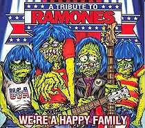 Varios: We're a happy family – A tribute to Los Ramones