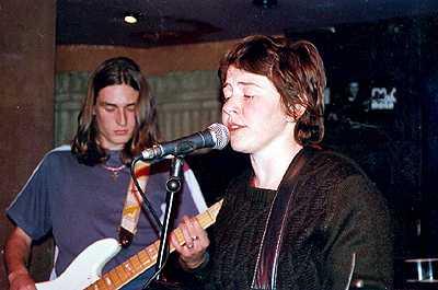Aroah: Concierto en Black Note, Valencia, 25 de enero de 2003