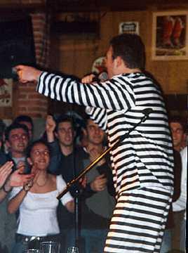 El Chivi: Concierto 25/01/2003 en Santander