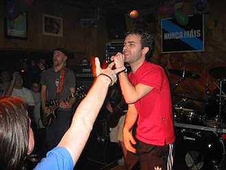 Kanon: Concierto en Santander, 01/03/2003