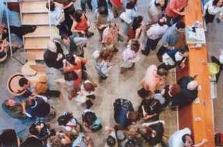 Lou Reed: En concierto, 21 de mayo de 2003, Centro de Artes Escénicas de Salamanca