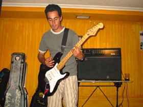 Marcellus Wallace: Concierto 06/06/2003. Santander