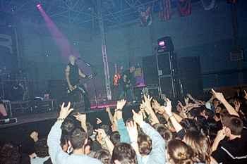 Sôber: En Concierto. 14/03/2003.astillero (cantabria) . Pabellón De La Cantábrica