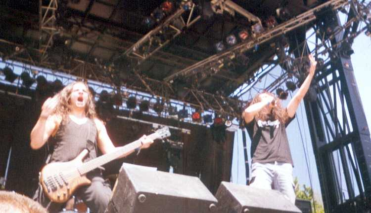Avulsed ( ViÑa Rock 2003 : Batiendo Records )
