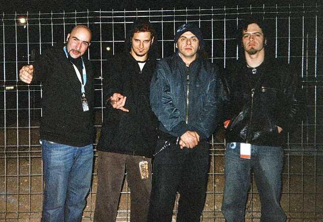 Breed 77 ( ViÑa Rock 2003 : Batiendo Records )