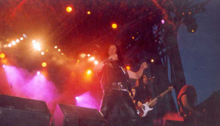 Silver Fist ( ViÑa Rock 2003 : Batiendo Records )