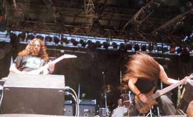 ViÑa Rock 2003: Batiendo Records. 1 a 3 de mayo 2003 en Villarobledo (Albacete)