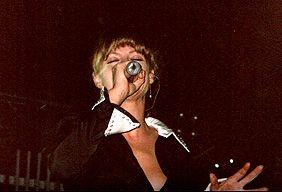 Najwa: Madrid, Sala Divino Aqualung, 12 de Noviembre 2003