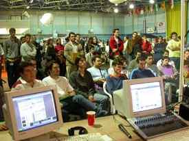 Juventud Cantabria.net 2003: Consolidando la Fiesta